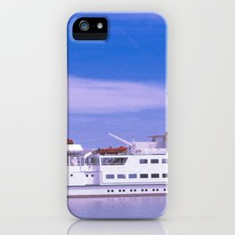 Spiekeroog 1 in Neuharlingersiel iPhone Case
