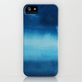 Indigo Ocean Dreams iPhone Case