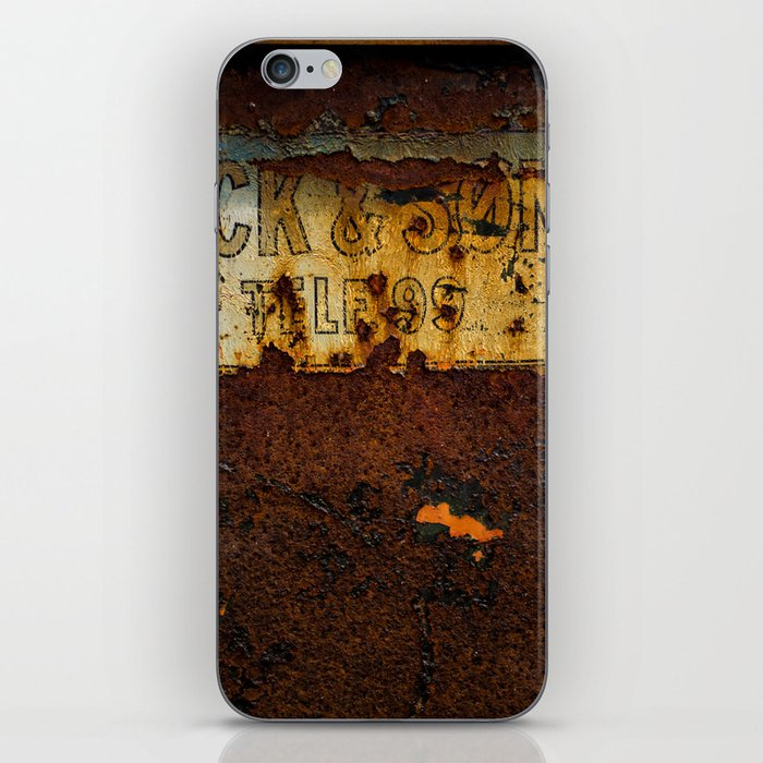 Holbeck & Son iPhone Skin