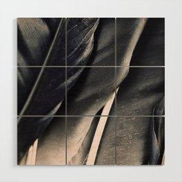 Dark Wing #1 Wood Wall Art