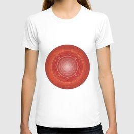 MULADHARA Boho mandala T-shirt