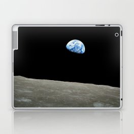 Earthrise Laptop & iPad Skin