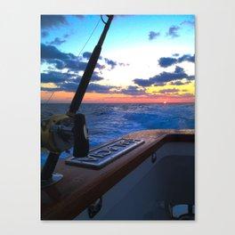 Salacia Canvas Print