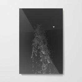 El fantasma de agua Metal Print