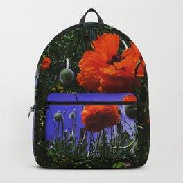 Poppy Field Backpack