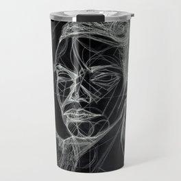 Donna Enigmatica #5; Vivien Solari #1 (B) - Artist: Leon 47 ( Leon XLVII ) Travel Mug