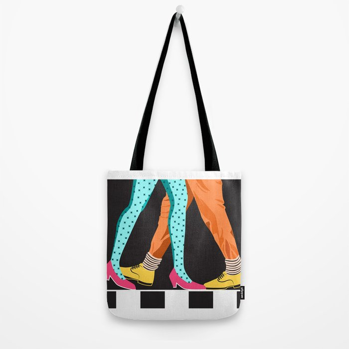 WALK Tote Bag