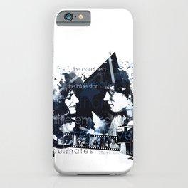 Patti Smith and Robert Mapplethorpe iPhone Case