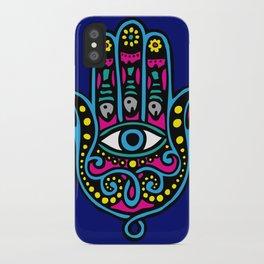 Hand of Fatima iPhone Case
