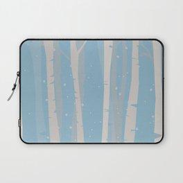 winter birch Laptop Sleeve