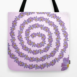 flower for greeting card Tote Bag