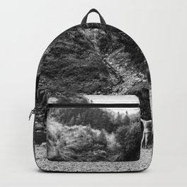 Naked Long Exposure Waterfall Backpack