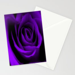 A Purple Rose Stationery Cards