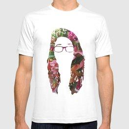 Miss Pretty Nurse Lady T-shirt