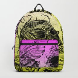 Bones and color Backpack