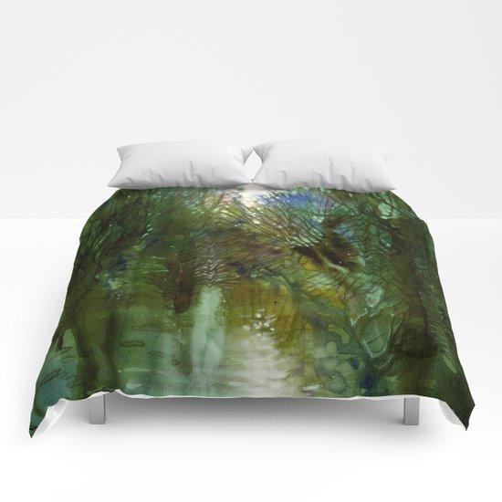 High water Comforters