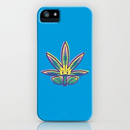 Super Weed iPhone Case