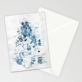 Zihni Stationery Cards