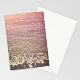 Rocky Beach Retro Stationery Cards