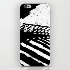 Steps and Shadows iPhone & iPod Skin