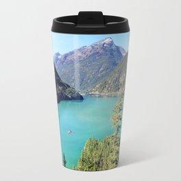Diablo Lake Travel Mug