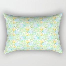 Green fruits Rectangular Pillow