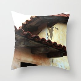 Spanish colonial  Throw Pillow