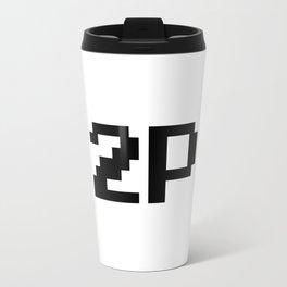 Player Two 2P Travel Mug