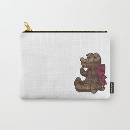 Teddy 12 Carry-All Pouch