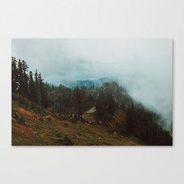 Park Butte Lookout - Washington State Canvas Print
