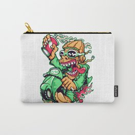 GREEN - Scooter Carry-All Pouch