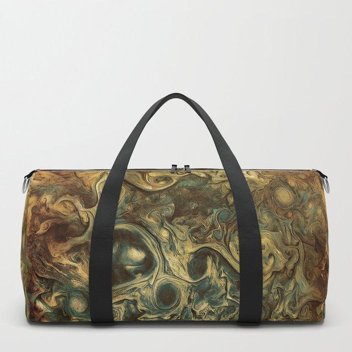 Jupiter's Clouds 2 Duffle Bag