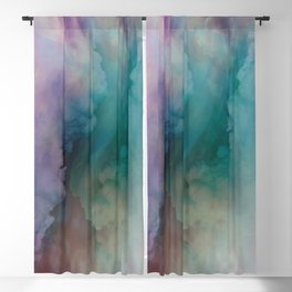Astral Projection by Nature Magick Blackout Curtain