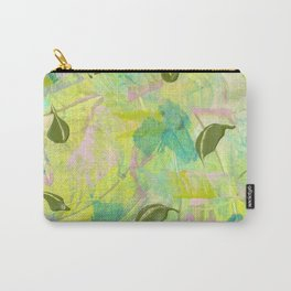 Leafy Breeze Carry-All Pouch