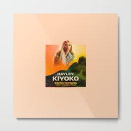 kiyoko tour Metal Print