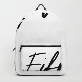 Eifel Eichhörnchen Natur Backpack