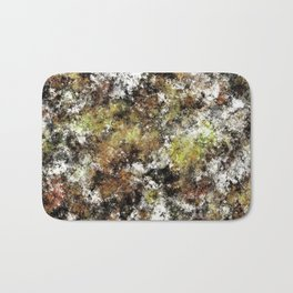 Chipping at the surface Bath Mat