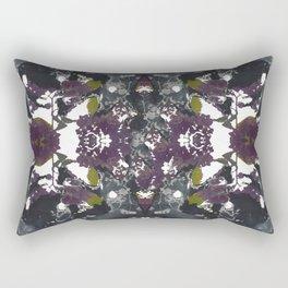 Floral Pelvis Rectangular Pillow