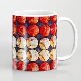 Baseball American Flag - For Baseball Lovers Coffee Mug