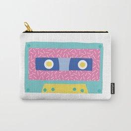 Memphis Revival Cassette Tape Carry-All Pouch
