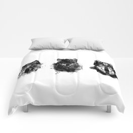 The Wolfpack Comforters