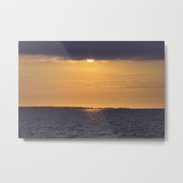 Place under the Sun Metal Print