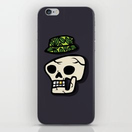 Style after death iPhone Skin