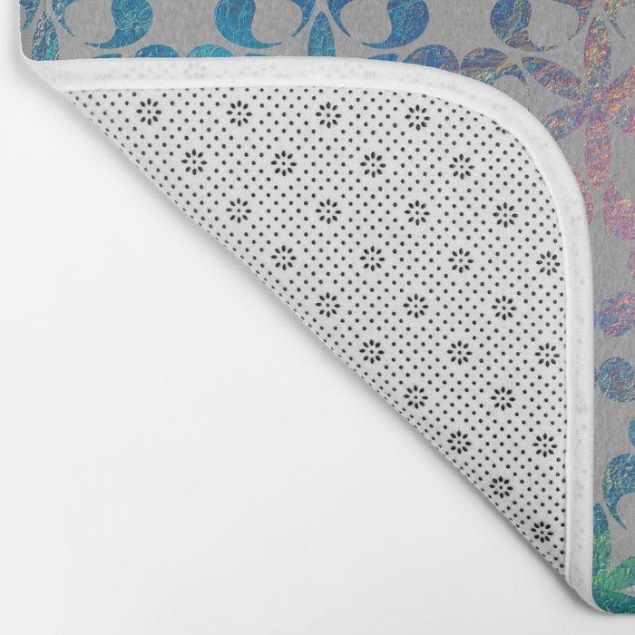 Flower of Life Variation - pattern 3 Bath Mat