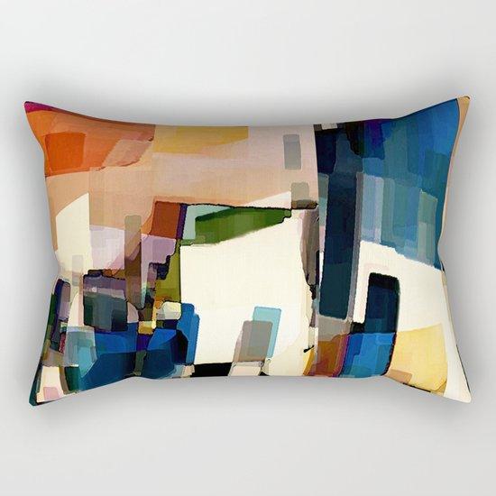 Mainstreet III Rectangular Pillow