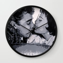 Rebels with a Cause Wall Clock