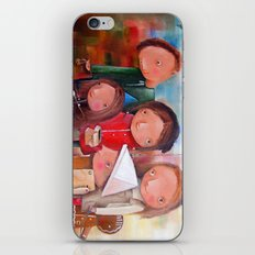 Foundling iPhone & iPod Skin