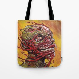 Zombie - That Tasted So Good! Tote Bag