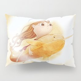 Narwhal Pillow Sham
