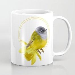 Narcis Spring Bird Coffee Mug